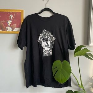 Black Power Tony Rich T-shirt